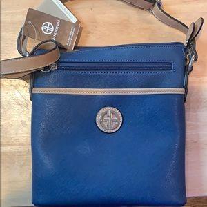 Gianni Bernini crossbody purse